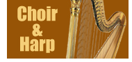 Music for Harp & Choir